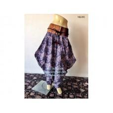 กางเกงอลาดิน กางเกงฮาเร็ม กางเกงจินนี่ กางเกงม้ง กางเกงโยคะ กางเกงโบโฮ กางเกงแม้ว กางเกงอินดี้ กางเกงเป้ายาน กางเกงฮิปปี้ กางเกงโบฮีเมี่ยน