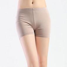 กางเกงซับในขาสั้น ใส่ออกกำลังกายโยคะได้ยืดหยุ่นดีมาก นำเข้า มีสีเทา กากี พร้อมส่งMY1236 ราคา199บาท
