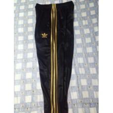 กางเกง Adidas ผ้ามันเงา