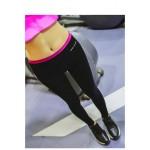 กางเกงสีดำ MISS SIVER (โยคะ) ออกกำลังกาย ผู้หญิง